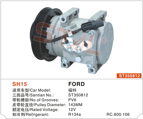 FORD ST350812 OEM NO.600.106